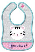 Baberos Two Pack Pink 0-6 M 2 pz