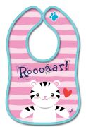 Babero Two Pack Rackoon 6-12 M 2 pz