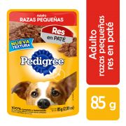 Alimento Humedo para Perro Rp Pouch Res 85 gr