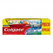Crema y Cepillo Dental Pack Tb y Tp Triple Accio 50 ml
