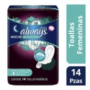 Always Suave Ultra Noche 14s Always Suave Ultra 14 pz
