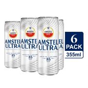 Cerveza Ultra 6 Pack Lata 355 ml