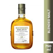 Whisky 15 Años Select 750 ml