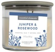 Vela Essential Elements Juniper Rosewood 14.75oz
