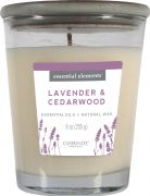 Vela Essential Elements Lavender Cedarwood 9oz