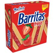 Galletas Barritas Fresa 268gr 268 gr