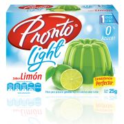 Gelatina Limon Light Gelatina Limon Light 24 gr