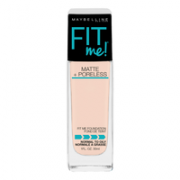 Base de Maquillaje Fit Me Matte 110 Porcelain 30 ml