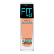 Base de Maquillaje Fit Me Matte 125 Nude Beige 30 ml