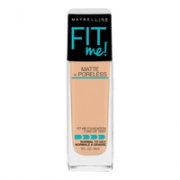 Base de Maquillaje Fit Me Matte 128 Warm Nude 30 ml