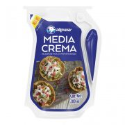 Media Crema Ultrapasteurizada 200 ml