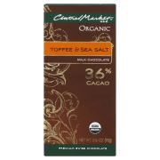 Chocolate Oscuro Toffee 90gr 90 gr