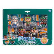 Pinypon Action Pack 5 Figuras