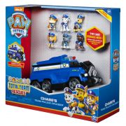 Paw Patrol Total Team Camion Policia