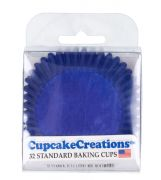 Capacillos Blue Baking Cups