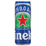 Cerveza 0.0 Alcohol Lata 355 ml
