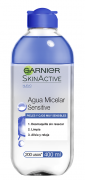 Desmaquillante Agua Micelar Sensitive 400 ml