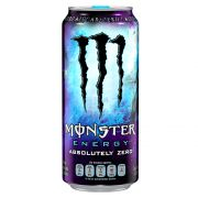 Monster Energy Absolutely Zero 473ml 473 pz