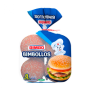 Pan para Hamburguesa Regular 450 gr