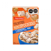 Cereal Malt o Meal Frosted Mini Spooners Cereal 425 gr