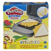 Play-Doh Grilled Cheese