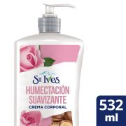 Crema St Ives Cr Agua de Rosas 532 ml