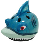Casco 3d Shark