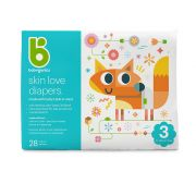 Bgx Mb Diapers Size 3 Bgx Diapers Size 3 / 28ct 28 pz