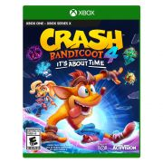 Videojuego Crash Bandicoot 4 Its About Time