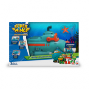 Super Wings Willy El Submarino
