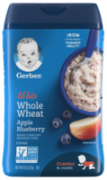 Lil Bits Wheat Apple Blueberrycereal 227 gr