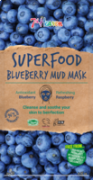Blueberry Mud Mask Mascarilla Facial 10 gr