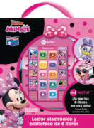 Me Reader 8bk 3in Minnie Mouse Refresh