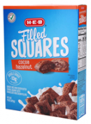 Cereal Filled Squares con Nutella 425gr 425 gr