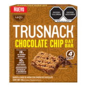 Trusnack Oats Chocolate Chips 168 gr