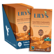 Caramelized And Salted Milk Chocolate 80 gr