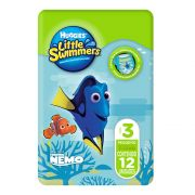 Pañales Little Swimmers Ch 12 pz