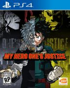 Videojuego My Hero Ones Justice Playstation 4