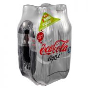 Refresco Light Pet 4/600 ml