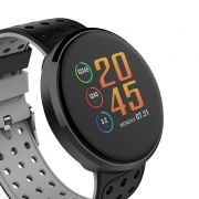 Smart Watch Color 360 Fitness (Sw3 Black)