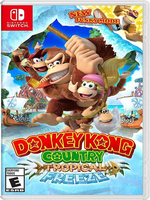 Videojuego Sw Switch Donkey Kong Country Tropical